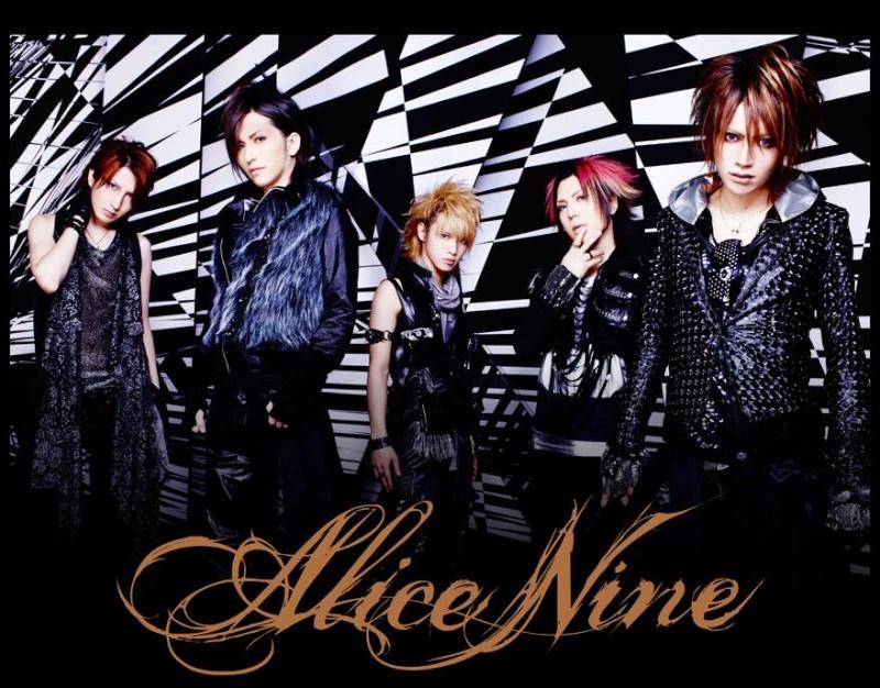Alice Nine. New_al10
