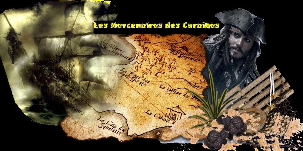 Les Mercenaires des Caraïbes [MDC]
