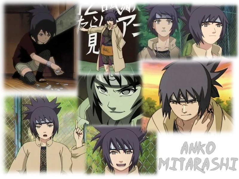 Naruto : la présentation des personnages Anko_m10