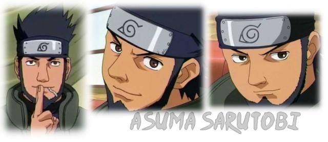 Naruto : la présentation des personnages Asuma_10