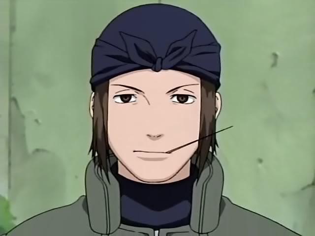 Naruto : la présentation des personnages Genma_10