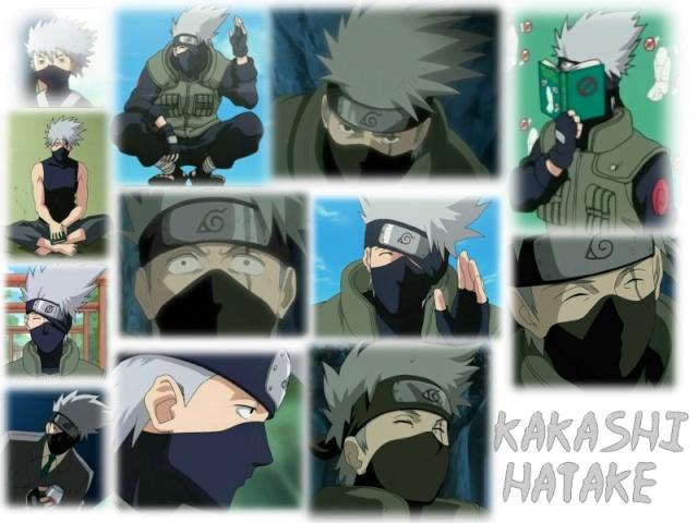 Naruto : la présentation des personnages Kakash10