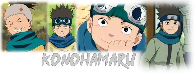 Naruto : la présentation des personnages Konoha10