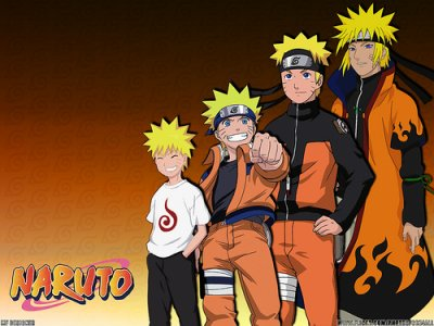 Naruto : la présentation des personnages Naruto10