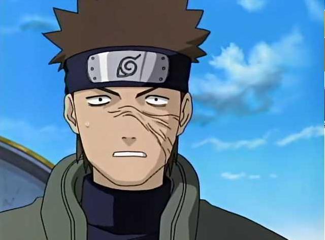 Naruto : la présentation des personnages Raido_10