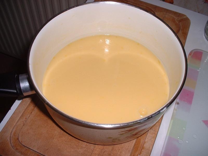 Crème glacée à l'orange ( en photos ) Dscf0231