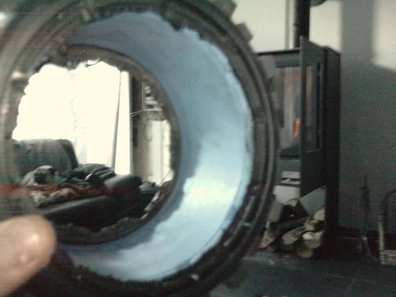 problème de montage pneu hostile P0401115