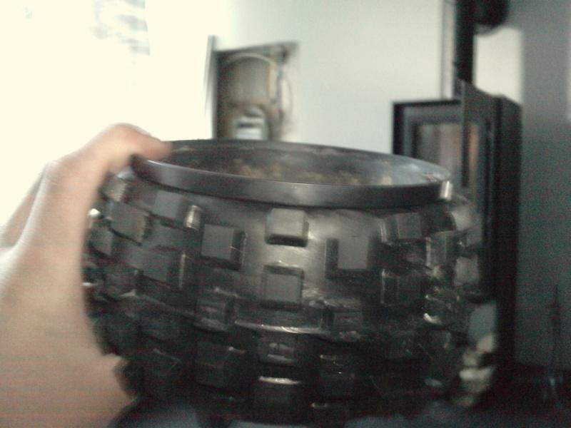 problème de montage pneu hostile P0401116