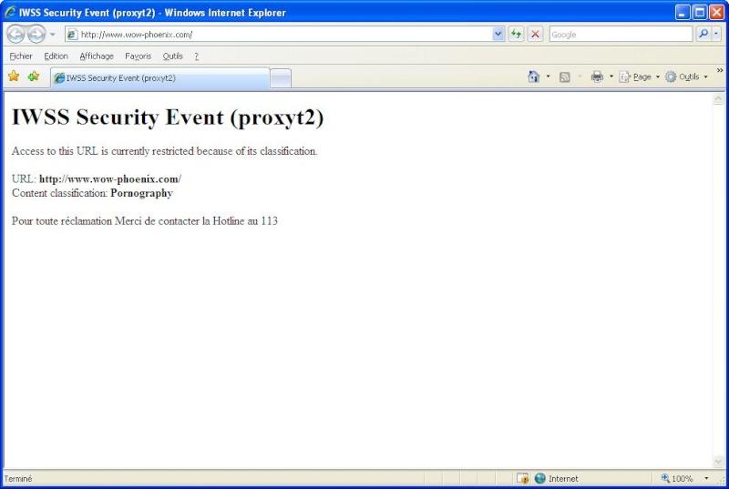 Site Web Officiel de Parøxys Nouvea10