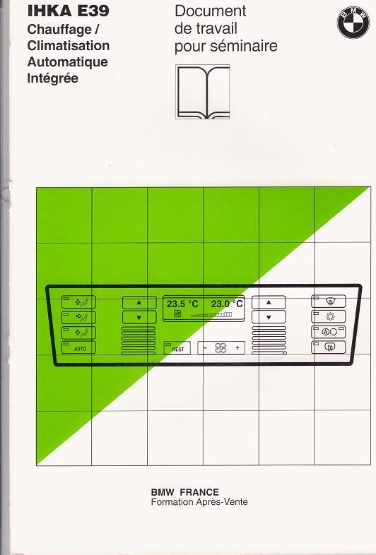 [ e39 525tds an 1996 ]  pas de ventilation intérrieure - Page 2 Numari10