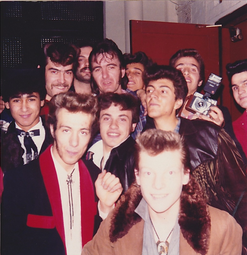 Crazy Cavan and the Rhythm Rockers Crazy_12