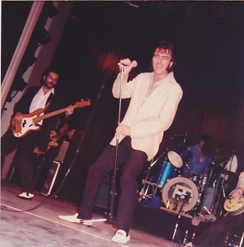 Crazy Cavan and the Rhythm Rockers Crazy_13