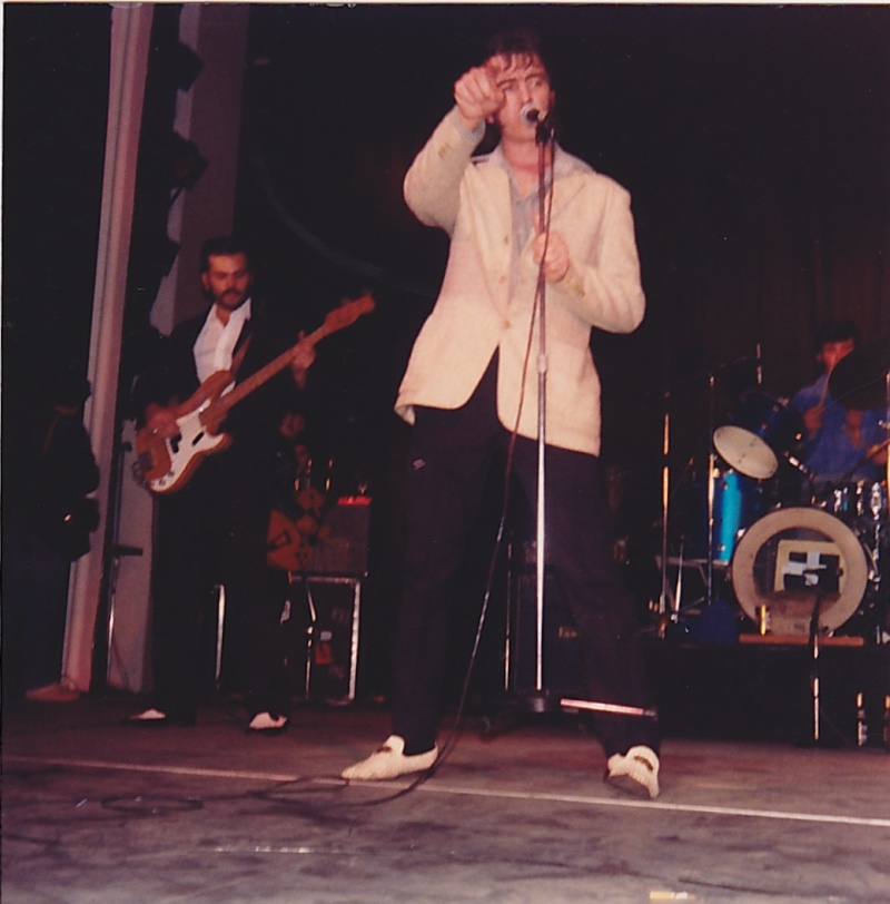 Crazy Cavan and the Rhythm Rockers Crazy_14