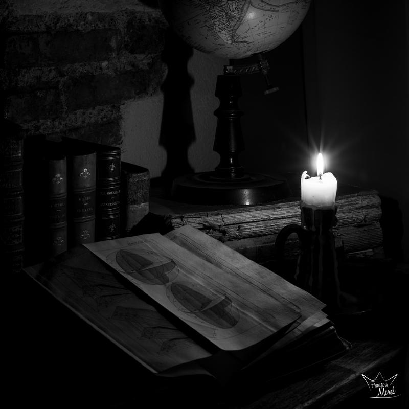[Noir_et_Blanc] A la bougie Dsc_5710
