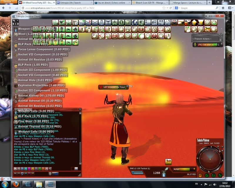 Team hunt  Ara11