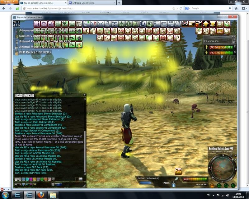 Team hunt  Prot210