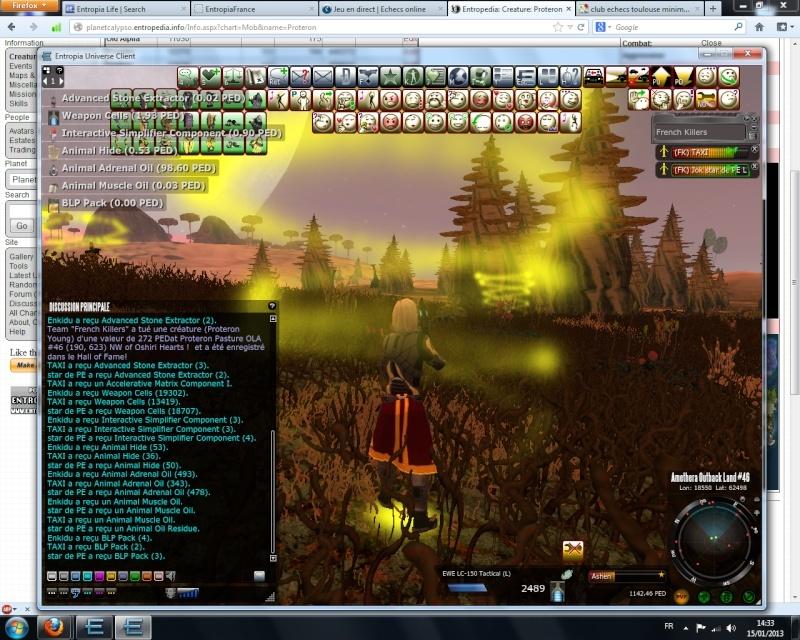 Team hunt  Prot410
