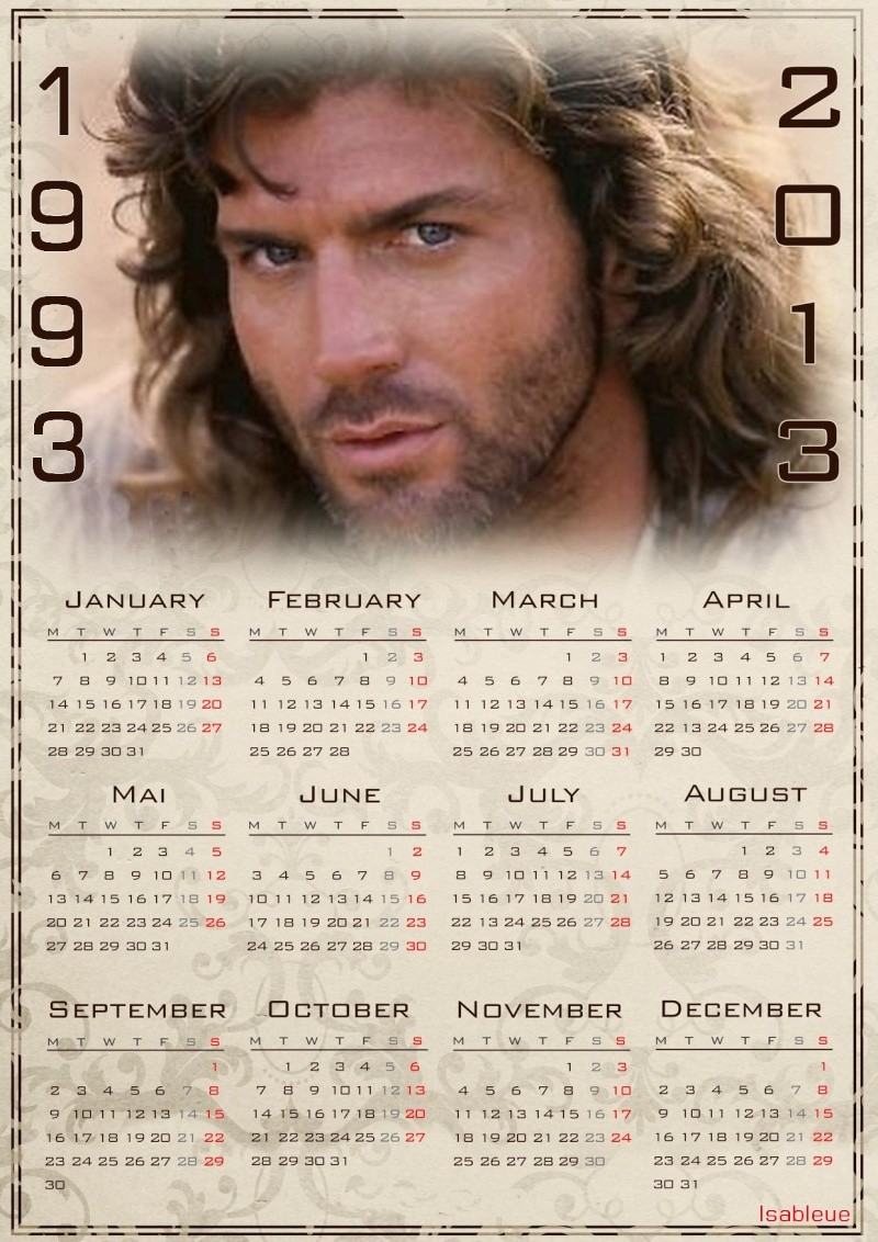 CALENDRIERS 2013 1340-910