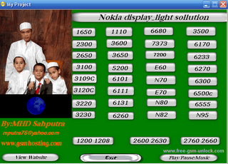 Nokia light display Solution Nokai_10