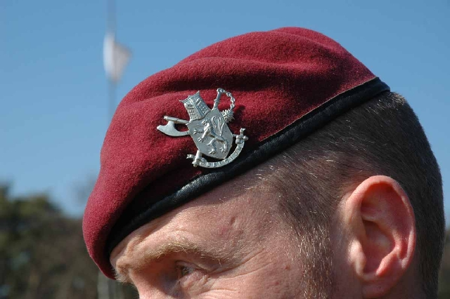 Les Paras-Commandos Belges 01510