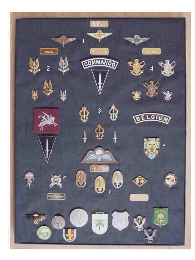 Les Paras-Commandos Belges 05810