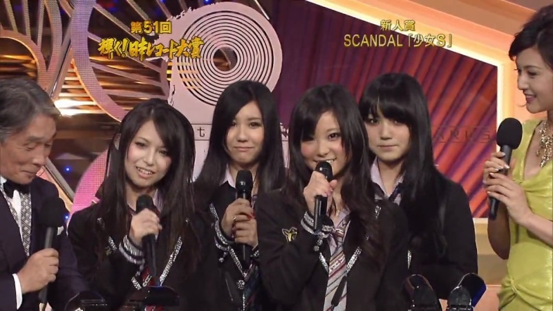 SCANDAL nominated for Best New Artist - 51st Japan Record Awards (2009) - Page 3 Vlcsna10