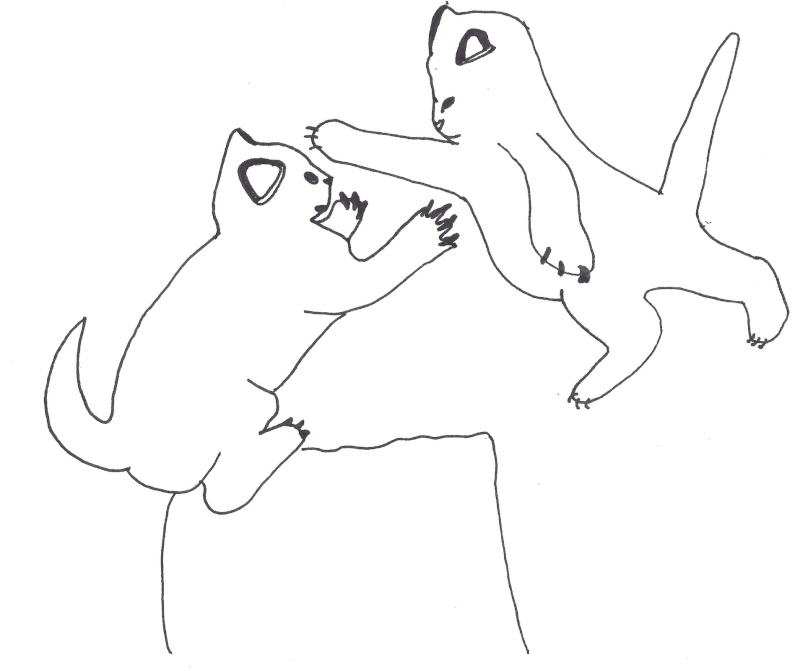 Mes jolis petits dessins...=D Numari11