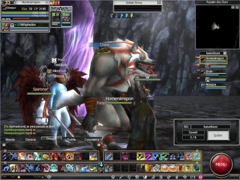 [photos] Les créatures mythiques de Rappelz...le retour G10