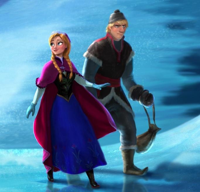 [Walt Disney] La Reine des Neiges (2013) - Sujet d'avant-sortie - Page 21 Jfzrz10