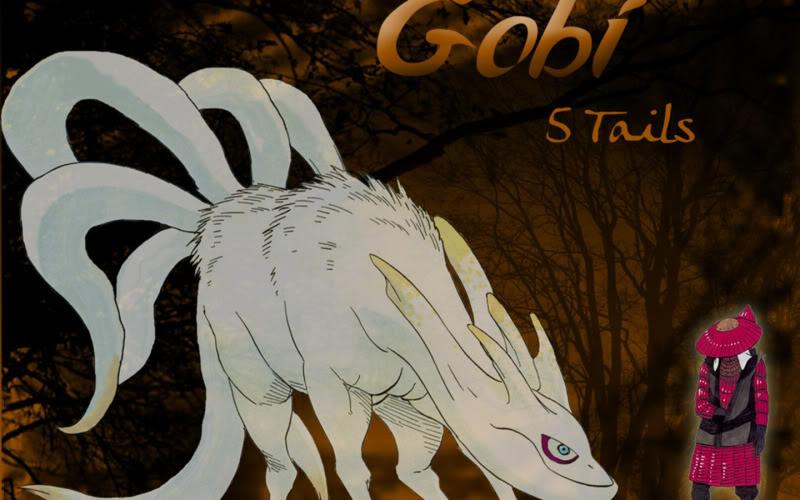 HOKOU (5 COLAS) Gobi10