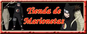 TIENDA DE MARIONETAS