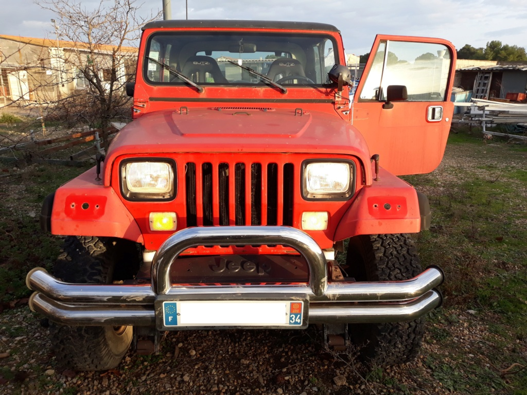 Qu'avez vous fait pour/avec/dans votre jeep aujourd'hui? - Page 8 20200110