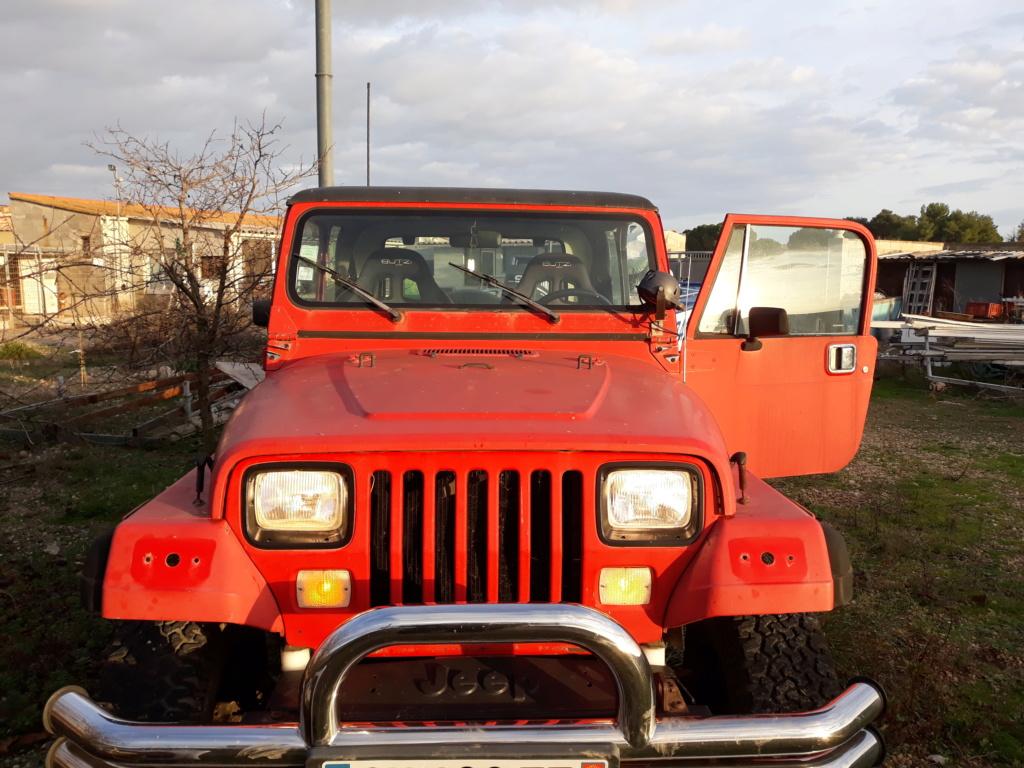 Qu'avez vous fait pour/avec/dans votre jeep aujourd'hui? - Page 8 20200112