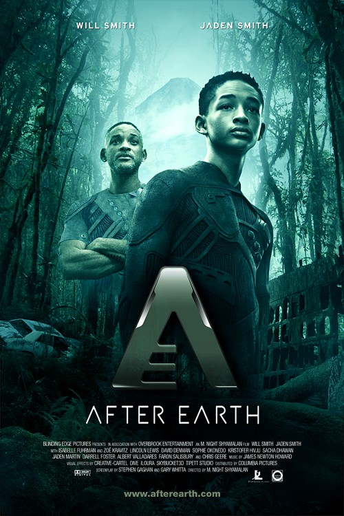 After Earth  (2013) Aftere10