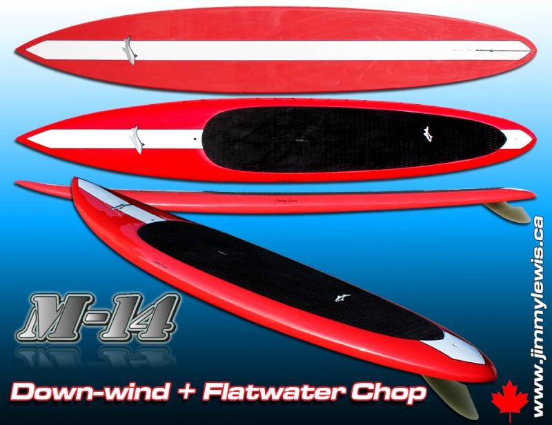 Downwind ... M-14-a11