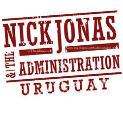 Nick jonas and the administration URUGUAY Image24