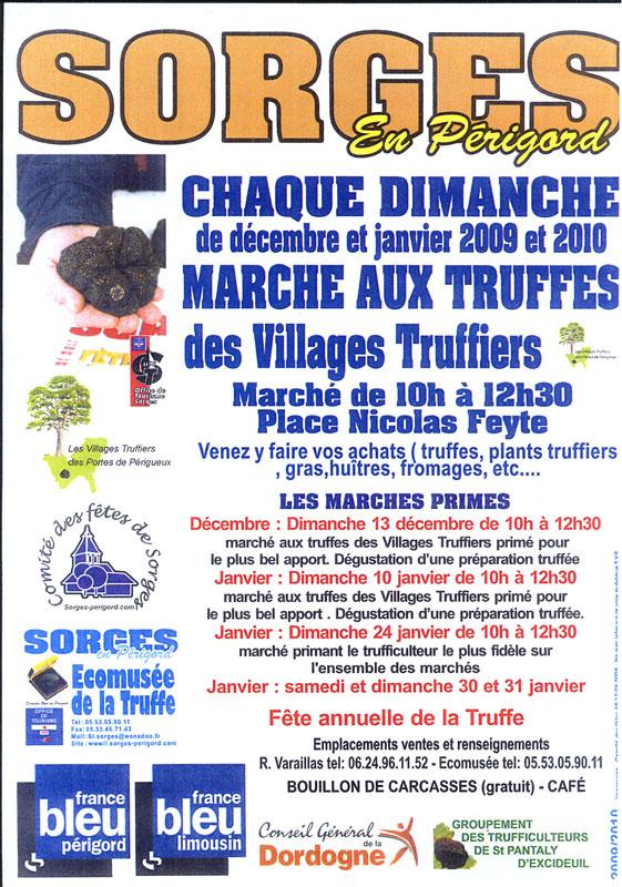 marché aux truffes Marcha12
