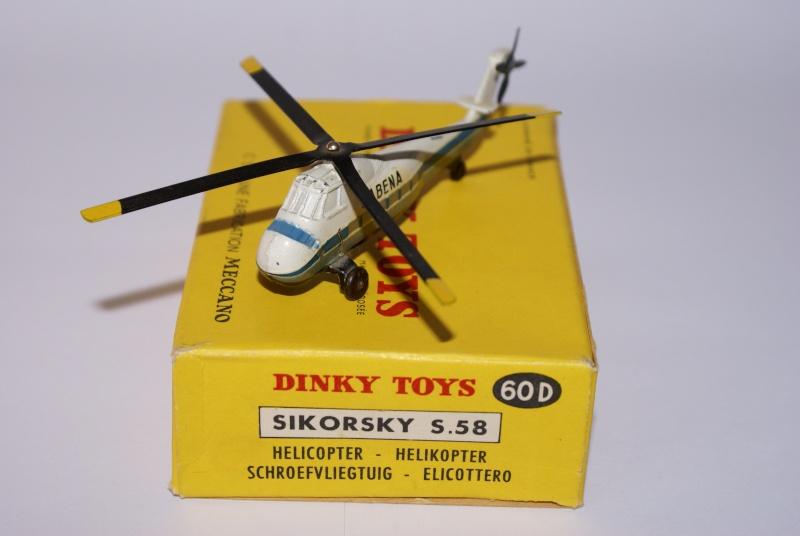60 D Helicoptere Sikorsky S.58 SABENA Dsc01210
