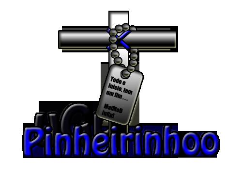 Sprays para cada membro da equipa Pinhei10
