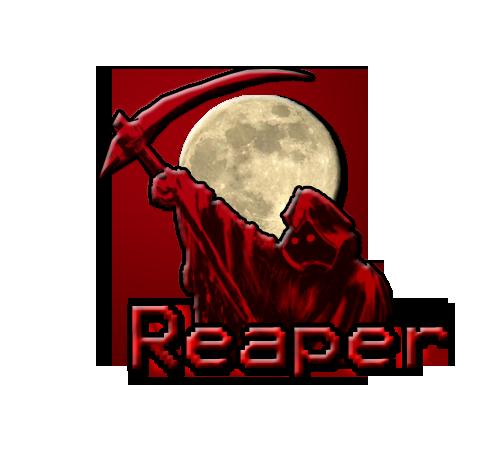 Sprays para cada membro da equipa Reaper10