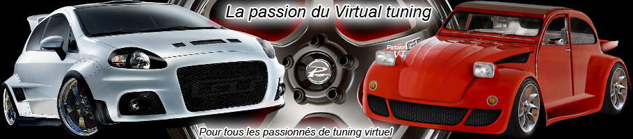 Concours Virtual Tuning Imgent11