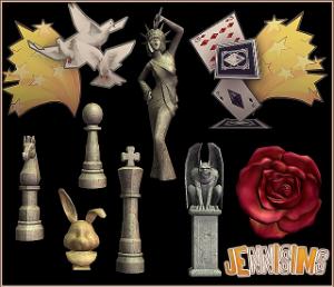Фонтаны, статуи - Страница 2 Lsr125