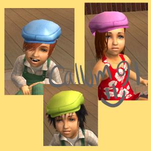 Головные уборы, шляпы - Страница 2 Lsr174