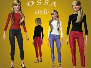 Повседневная одежда (комплекты с брюками, шортами) Lsr206
