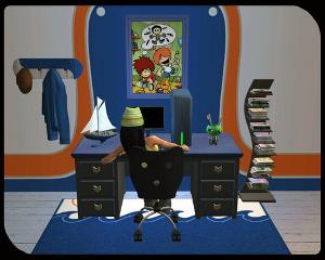 Комнаты для детей и подростков - Страница 7 Lsr243