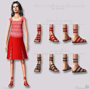 Повседневная одежда - Страница 7 Lsr248