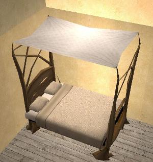 Спальни, кровати (деревенский стиль) - Страница 5 Lsr289
