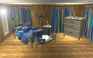 Спальни, кровати (деревенский стиль) - Страница 2 Lsr290