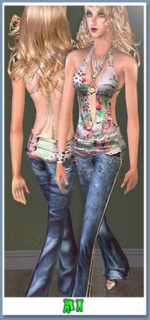 Повседневная одежда (комплекты с брюками, шортами) Lsr292