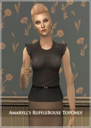 Повседневная одежда (топы, блузы, рубашки) - Страница 3 Lsr325